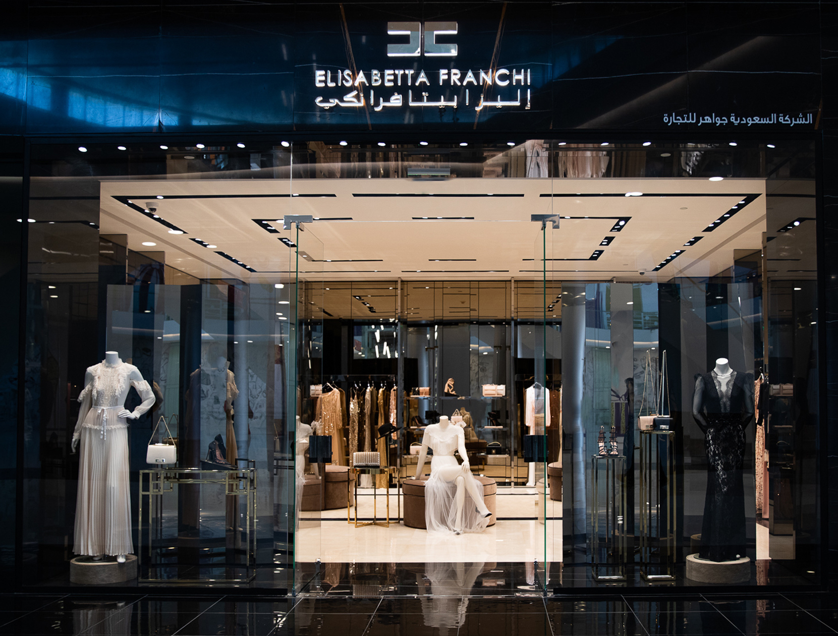 Elisabetta Franchi Boutique: the latest openings all over the world